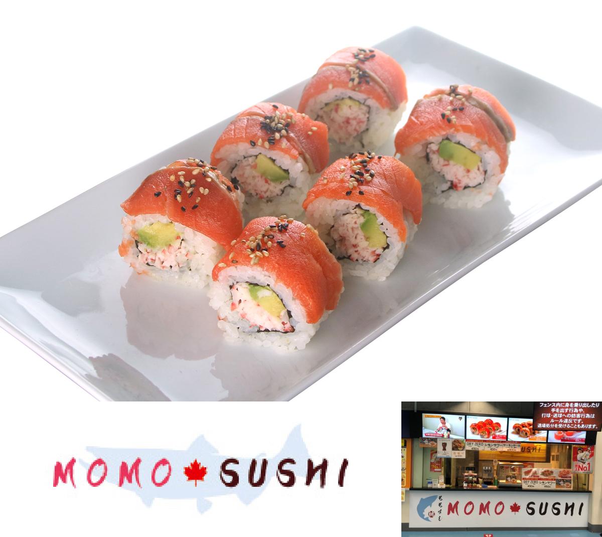 ロール寿司専門店 MOMOSUSHI 東京ドーム店